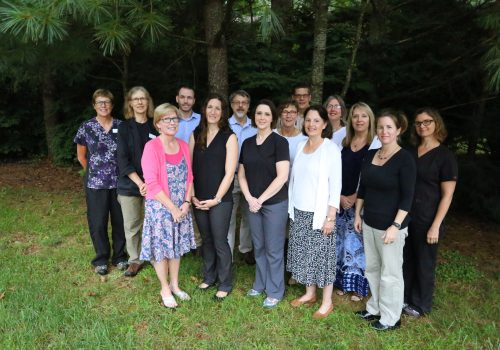 UNC Asheville's Health and Counseling Staff
